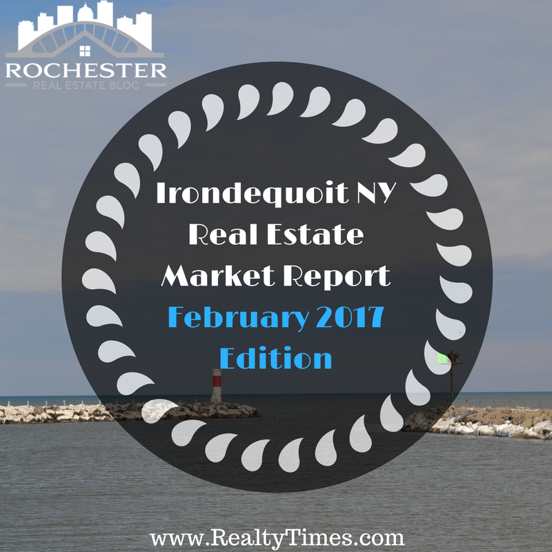 Irondequoit NY Real Estate Market Report February 2017 Edition