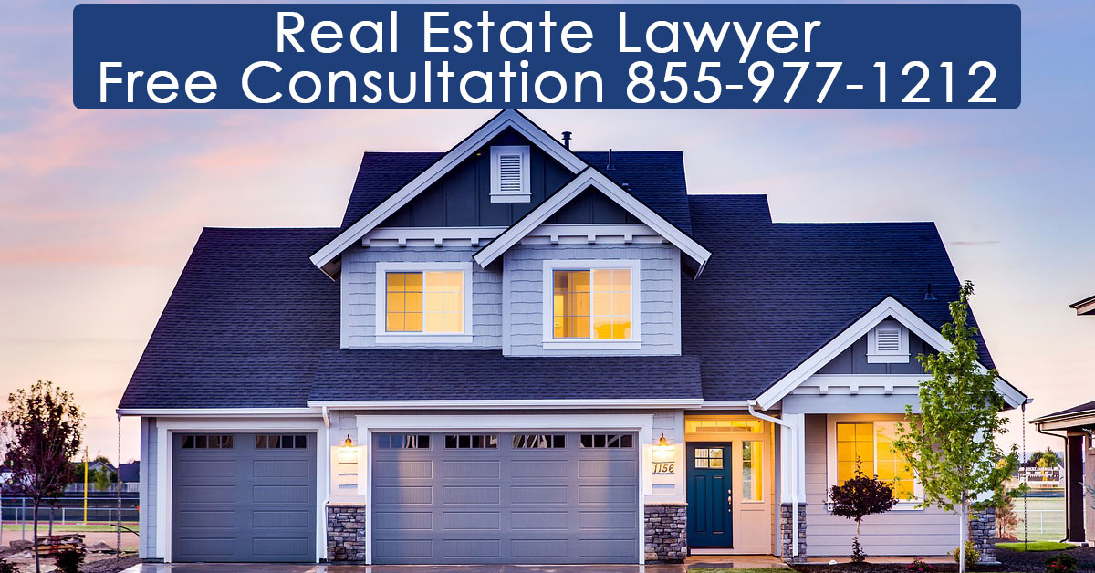 Los Angeles Real Estate Lawyer