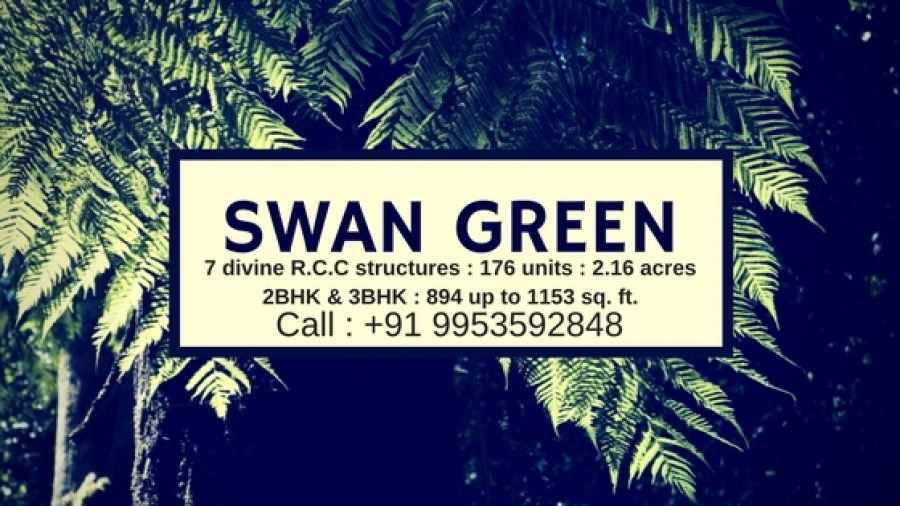Swan Green : Dream House option in Thakurpukur Kolkata