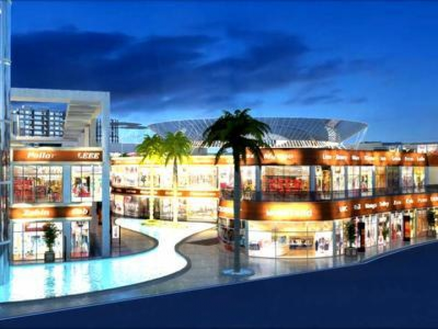 Paras One33 retail shopping complex at Reasonable price