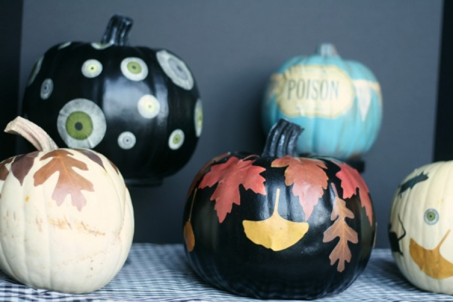 DIY Fall Decor Tricks
