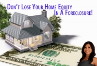 Will I lose my Equity in a Foreclosure Process? Lisa Hill Explains!