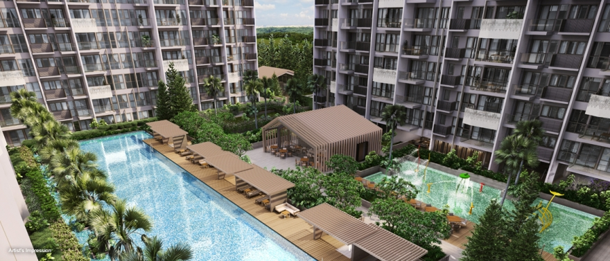 The Alps Residences Singapore by MCC Land | Call Showflat (+65) 6100 0877