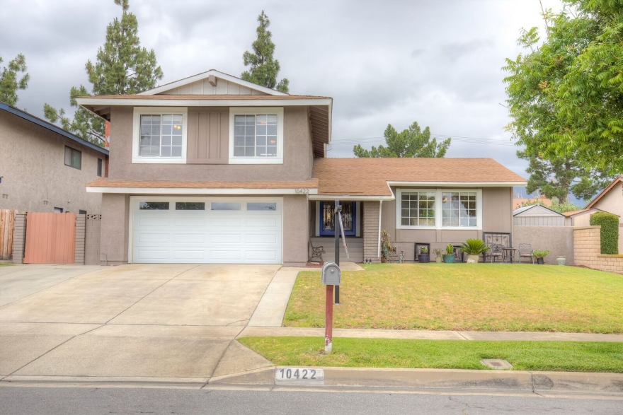 JUST LISTED! 10422 GALA AVENUE RANCHO CUCAMONGA, CA