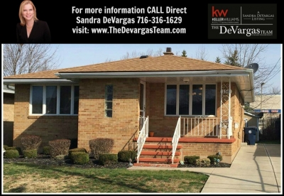 Great Brick Ranch Style House Lackawanna NY 14218