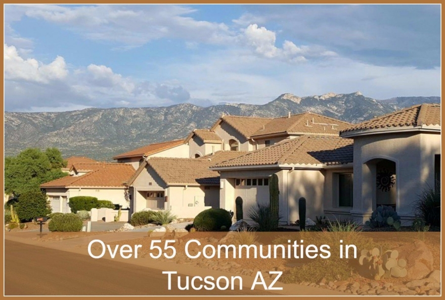 Retire with style with one of the active adult communities in Tucson AZ.