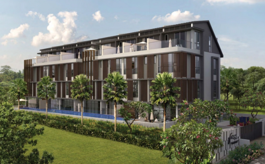 Lim Ah Pin Roadway, Jazz Residences