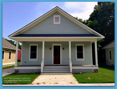 1053 Texas St - New Construction Home For Sale in Mobile AL with Down Payment Assistance