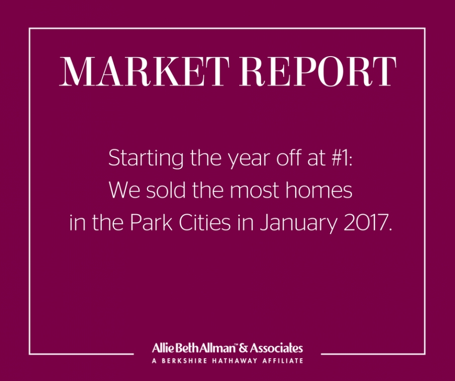 Allie Beth Allman & Associates is Top Brokerage in Park Cities and Dallas!