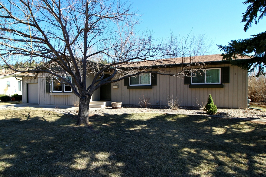 Rapid City residents are selling their current home located on Belmont Drive.