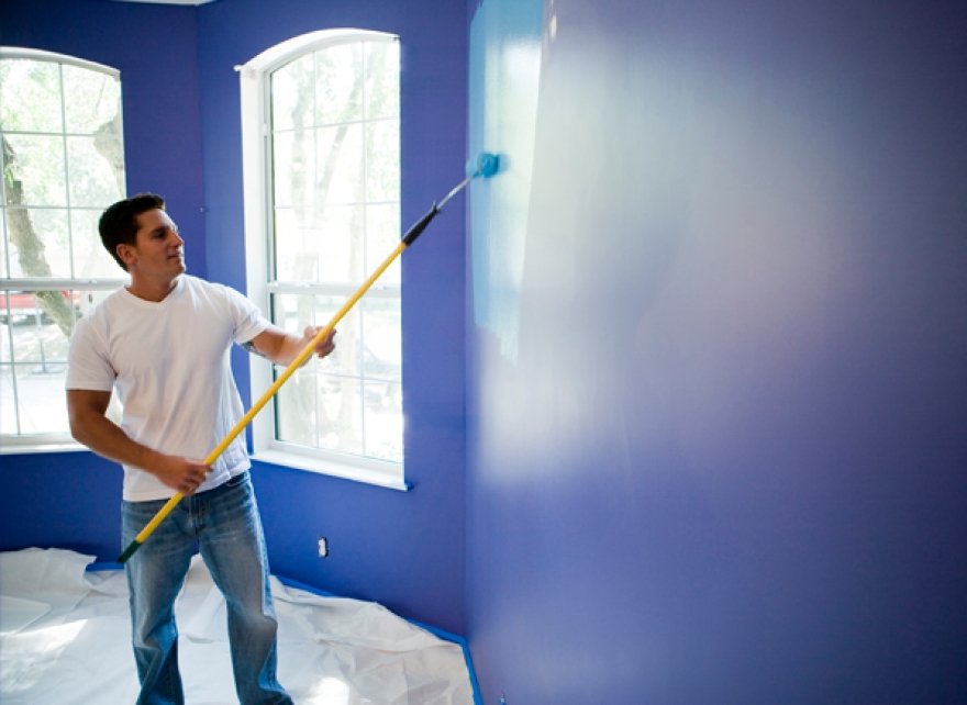How Paint Increase The Allure of Your Home