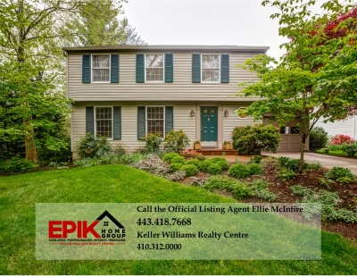 Pristine Colonial in Columbia, Maryland
