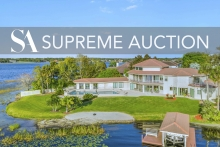 Windermere FL - Luxury No-Reserve Auction - April 17th, 2021