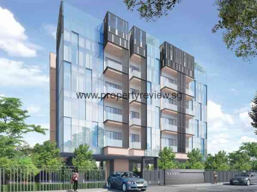 Sandy Eight Upcoming Residential Condo Freehold For Sale