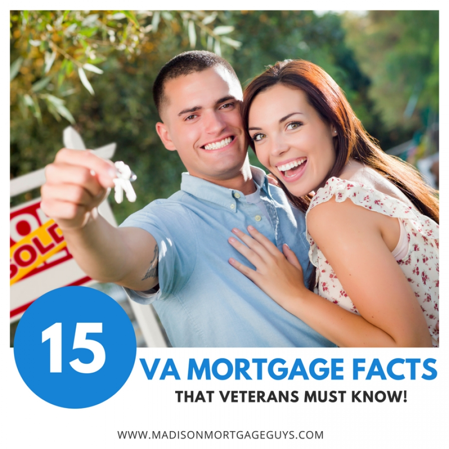 15 VA Mortgage FACTS That Veterans Must Know