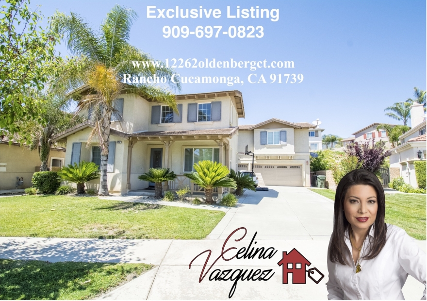 12262 Oldenberg Ct Rancho Cucamonga, CA 91739 For Rent By Celina Vazquez