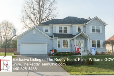 New Listing! Contemporary Living in Historic Amherst Ohio - $225,000