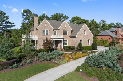Roswell, GA Estate Home for Sale - 125 Newcastle Court, Roswell, GA 30076