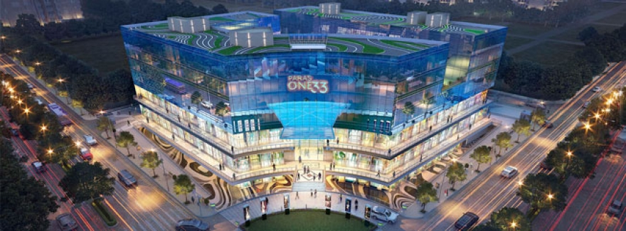 Paras 133 Grand New Business Venture at Noida