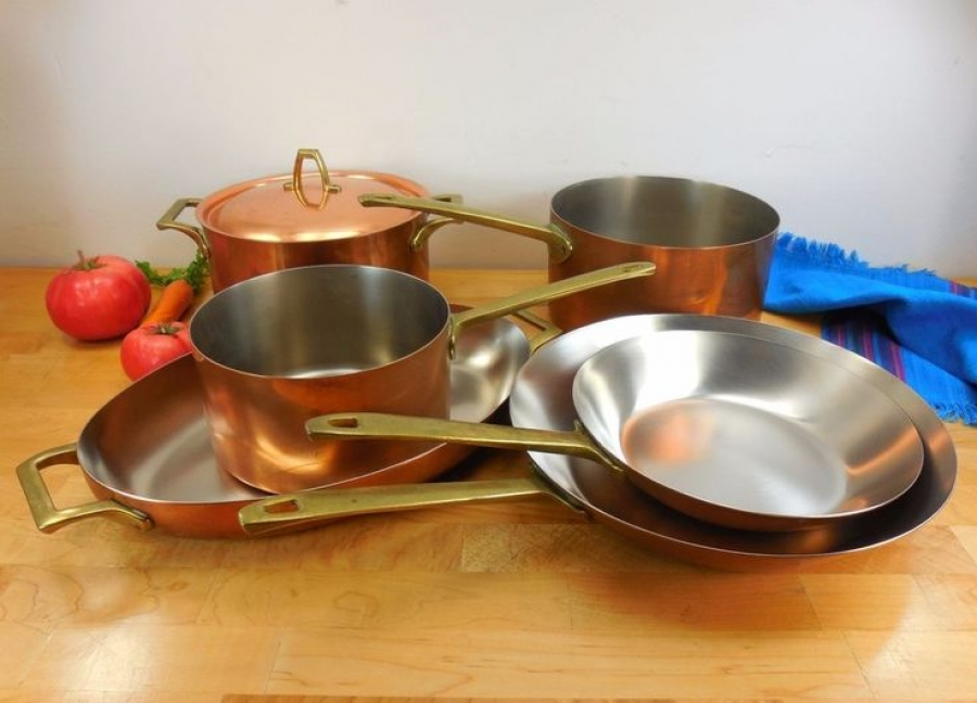 Best brass cookware copper pans cooking