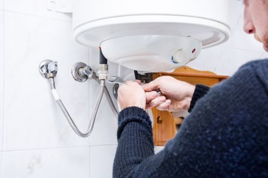 Electric Water Heater Troubleshooting Quickstart Guide