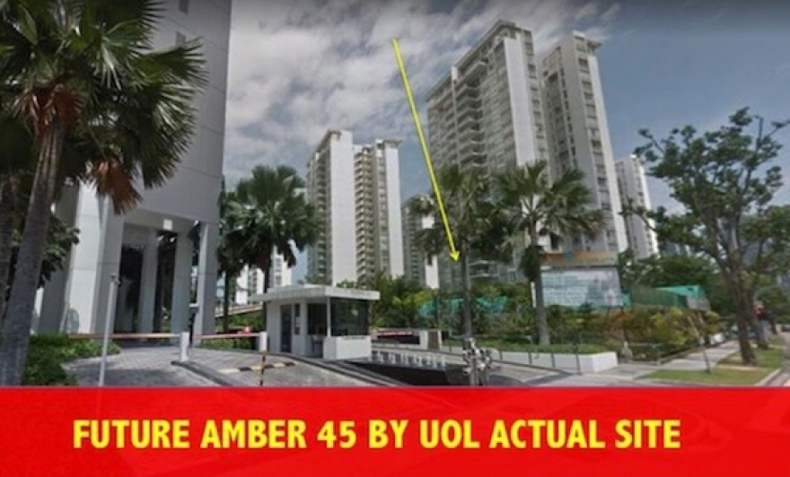 Amber 45 | Showflat Hotline 61001778