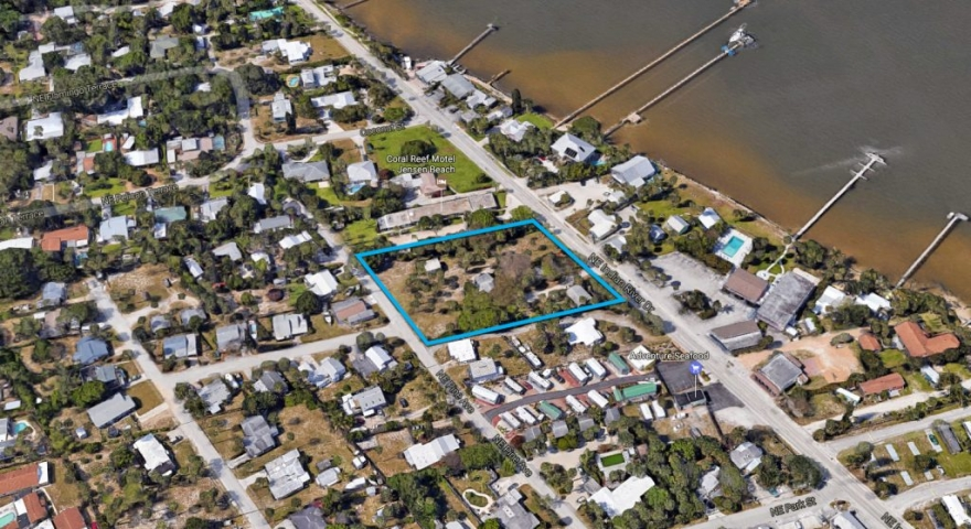 2640 NE Indian River Drive, Jensen Beach FL, 34957 for Sale