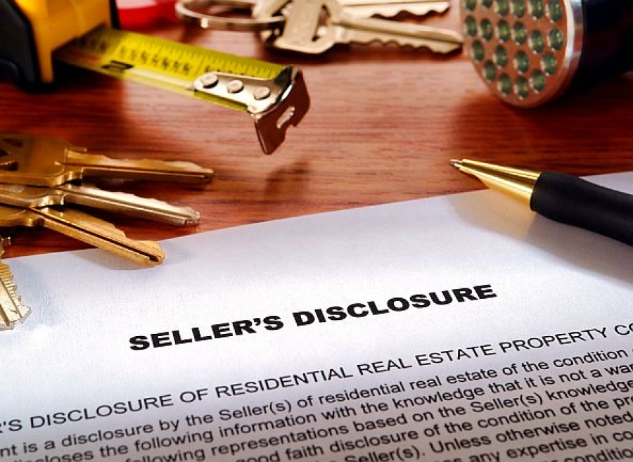 When It Comes To Disclosures, How Much Do You Really Have To Tell?