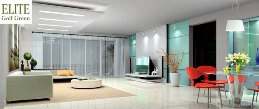 Outstanding Elite Golf Green Residential Apartment at Reasonable Cost