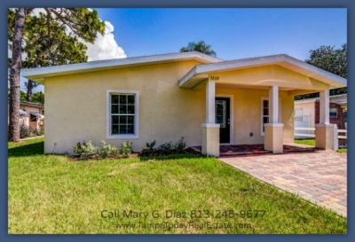 Home for Sale in South Tampa FL near Bayshore Blvd | 3209 W Pearl Ave