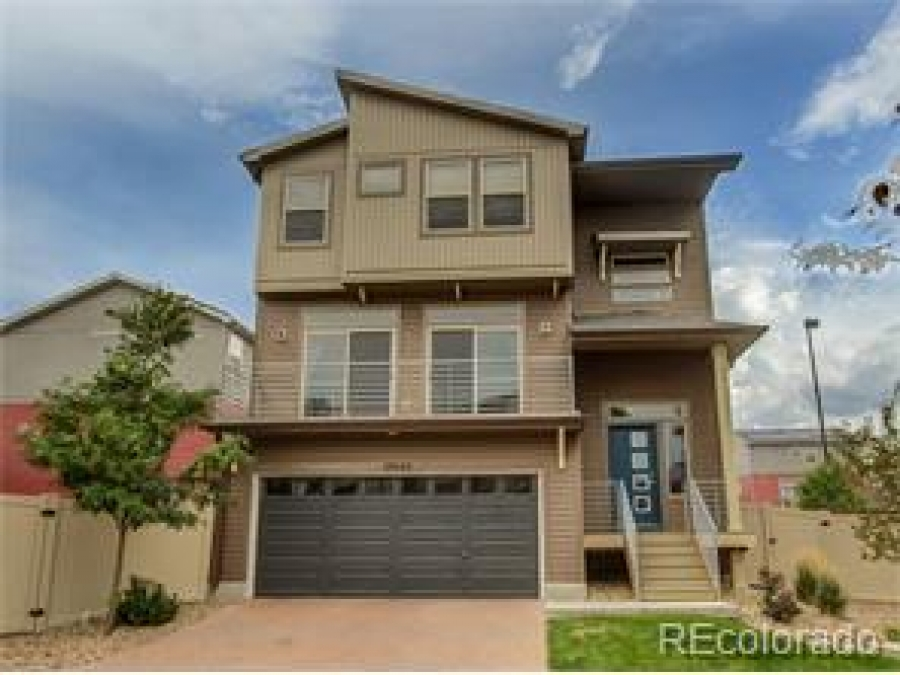 Just Listed in Green Valley Ranch, Denver!