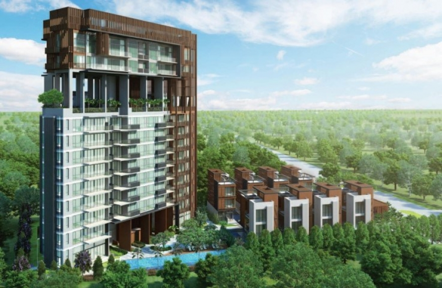 Move in Ready - Goodwood Grand @ Balmoral Road Singapore