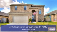 UNDER CONTRACT! 2005 Rhumba Trl, Corpus Christi, TX 78410 | Home for Sale