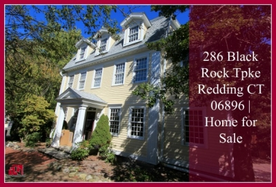286 Black Rock Tpke Redding CT 06896 | Home for Sale