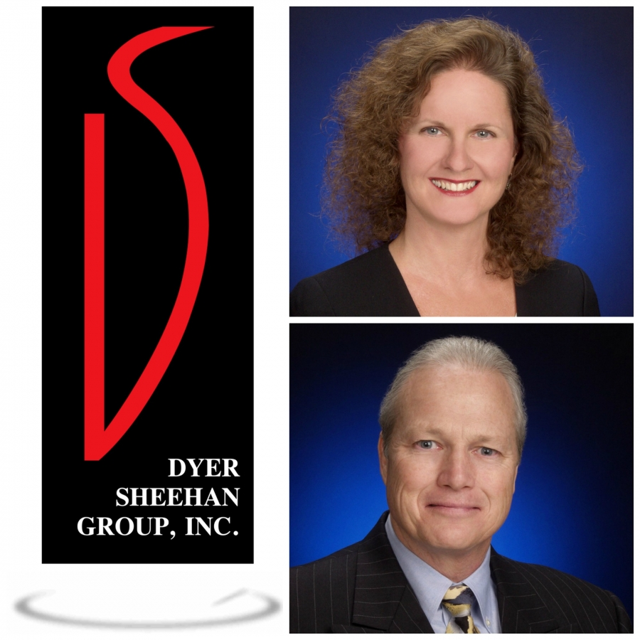 Dawn Dyer and Paul Sheehan founded Dyer Sheehan Group in 1997 and share a combined 70 years of real estate experience.