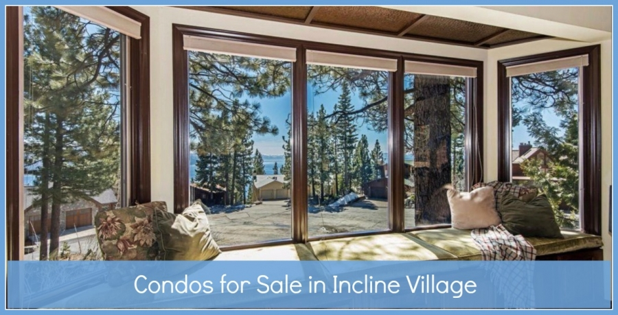 A life of luxury and elegance awaits you in one of the condos for sale in Incline Village NV!