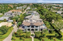 $10.2 Million Home Breaks Record For Highest-Price Per Square Foot Sale Of A Non-Beach Block Residence In Old Naples