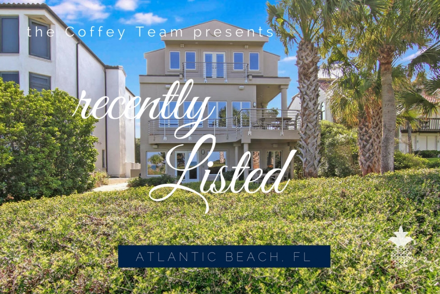 Be the proud owner of this Atlantic Beach FL luxury home for sale.