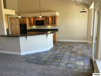 Golf Course Home In Carson City