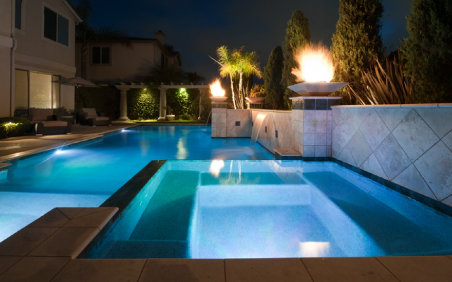 How to estimate expenses for an in-ground pool?