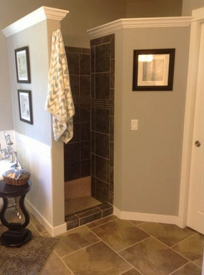 Cheap Walk in shower ideas