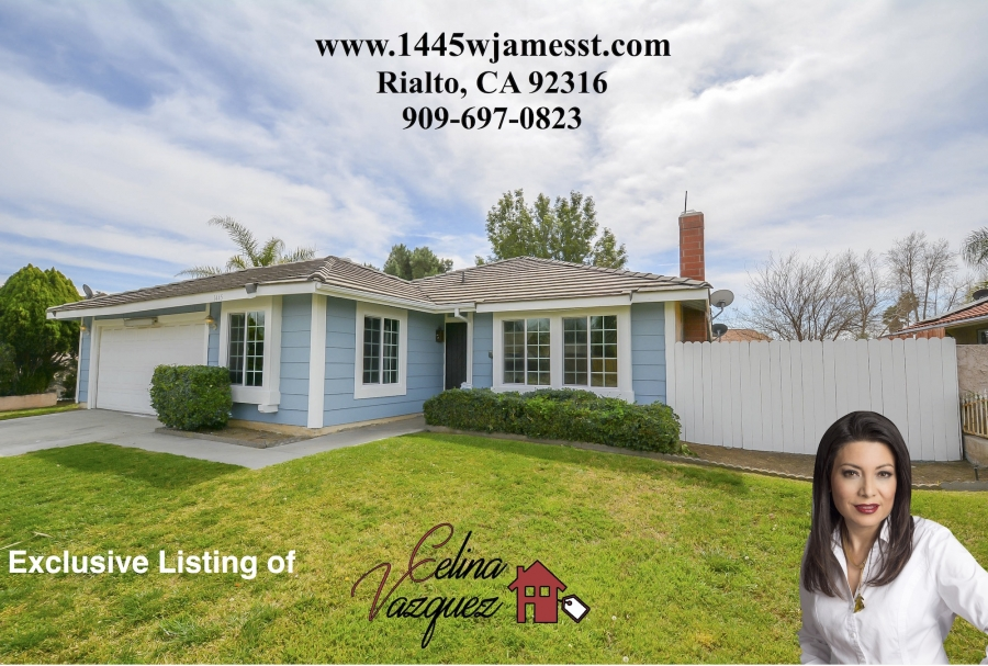1445 W James St Rialto CA 92316 Coming Soon By Celina Vazquez