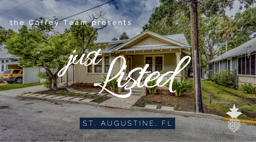 A perfect haven is waiting for you with this historic home in Saint Augustine.