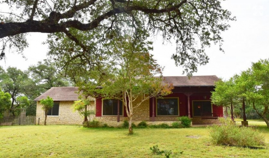 Home for Sale in Cayon Lake, TX | 375 Sand Bar Canyon Lake Texas 78133