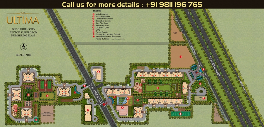 DLF Ultima Sector 81 Gurgaon