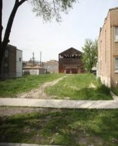 3840 West Maypole Avenue, CHICAGO, Illinois  SPACIOUS  LAND FOR SALE !!!