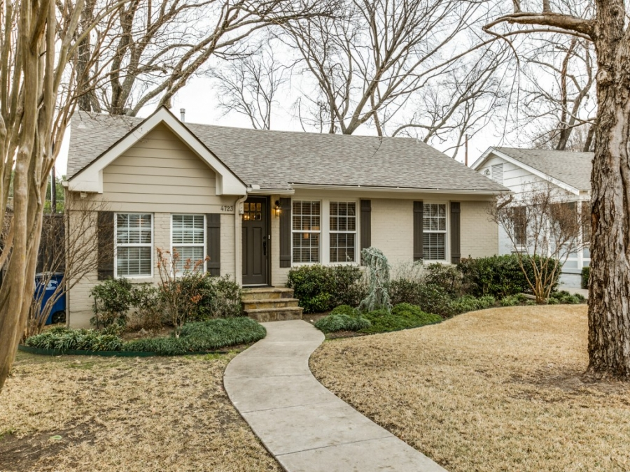 Cutest Bungalow in Dallas! (SOLD)