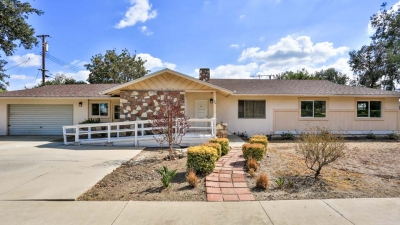 The Hanover Group Presents 312 W Aster St. Upland, CA