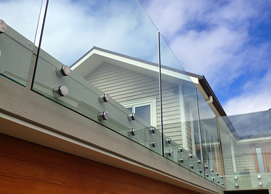 Best Quality Of Interior Designs With Trendier Glass Balustrades