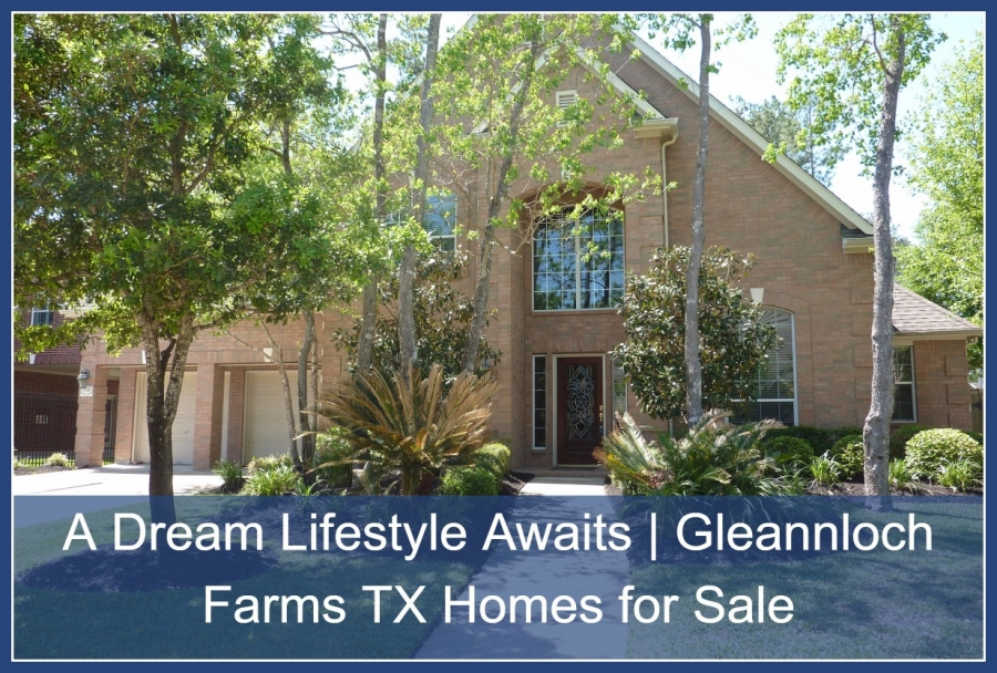 Homes in Gleannloch Farms TX - Buy a home now in Gleannloch Farms TX and experience life at it's best!